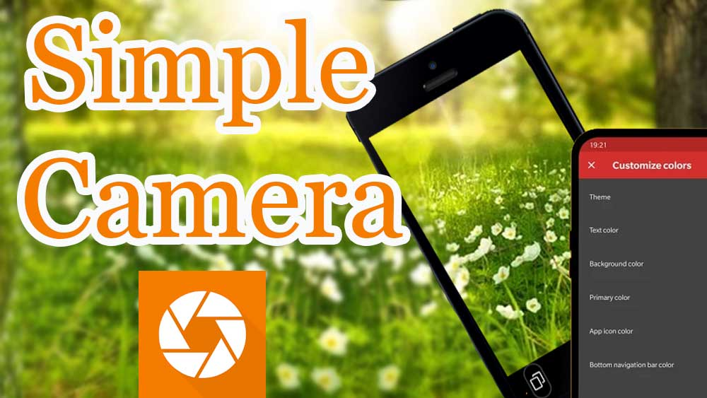 simple camera app android