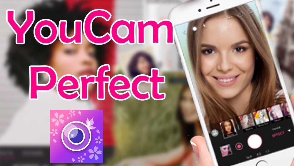 YouCam Pefect, Selfie camera, android camera